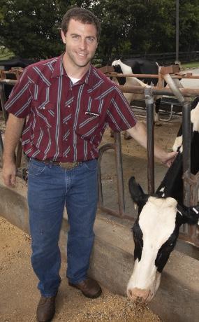 Simon Taylor, Supervisor, Food Animal.
